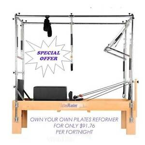 PILATES REFORMER FULL TRAPEZE (CERTEGY EZIPAY) Helensvale Gold Coast North Preview
