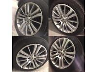 Range Rover Sport 20 Wheels