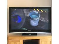 50 inch Panasonic plasma tv