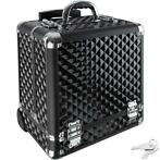 Cosmetica koffer trolley make-up beautycase A400835