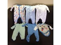 Baby Boy Clothes – 3-6 months – Very good condition