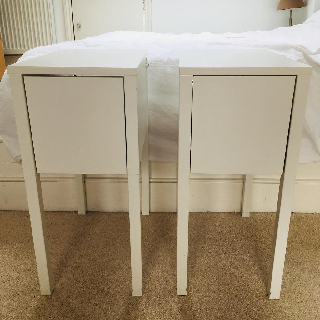 Nordli Ikea Bedside Tables In Ealing London Gumtree