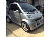 SMART BRABUS FORTWO 56plate. Very Good Condition For Year. 53735 mileage