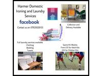 Laundry and Ironing Services 5*
