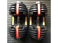 Bowflex-2-24 KG SelectTech Dumbbells (pair)