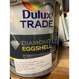 Dulux diamond eggshell 2.5ltr denim drift