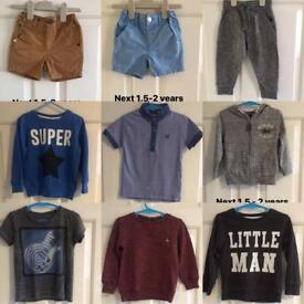 Boys Clothes size 1.5-2years