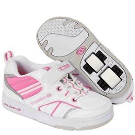 Heelys for Girls size euro 39 U.K size 6