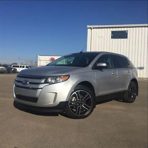 2013 Ford Edge AWD- SEL  Appearance PKG-leath
