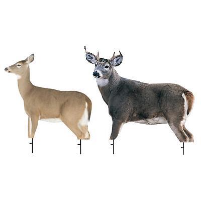 Montana Dreamteam Buck/Dreamy Doe Decoy Combo Whitetail Deer ()