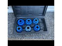 Expert oil filters sockets