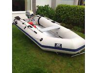 Plastimo 3.3 meter rib,inflatable boat,tender