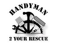 Handyman services no job to small