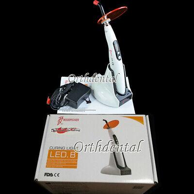 Led Curing Light Woodpecker Original 5 Second Dental Lamp Wireless 1400mw Led B