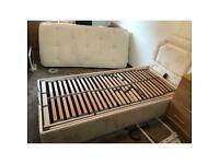 Orthopedic Electric Single Bed / OKIMAT 3ft x 6.6ft / Adjustable - Medical