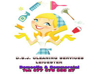 Domestic & Commercial Cleaning Services in Leicester - End of Tenancy & Carpet Cleaning Services
