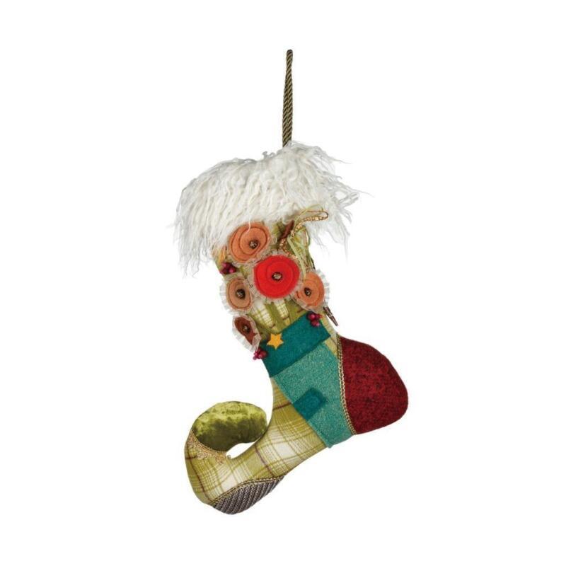 Whimsical Petite Clara Belle Stocking - Christmas - Lenae May - 2020180572