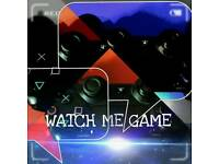 "BRAND NEW YOUTUBE ""WATCH ME GAME"