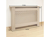 New Radiator Cover MDF wood unpainted