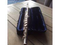 Flute: Trevor James excellent quality student model flute