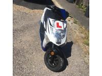 Lexomoto echo 50cc moped