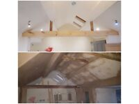 HMO CONVERSIONS, PAINTING, TILING, PLASTERING, PLUMBING