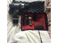 Sparky cordless drill