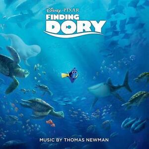 Findet Dorie (Finding Dory) - Soundtrack  CD  NEU
