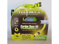 **BRAND NEW BOXED FLEXZILLA 40M DURABLE GARDEN HOSE**