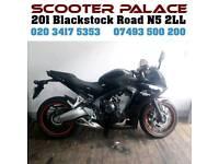 Honda CBR 650cc excellent condition (NO SV V-STORM GSR GSX CBR ER FZ6 FZR XJ6 MT SFV NC)