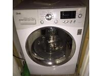 Washer dryer LG DIRECT DRIVE PERFECT WORKING ORDER