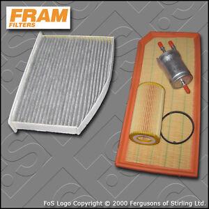 vw golf 2004 fuel filter service kit vw golf mk5 (1k) 2.0 t gti fsi oil air fuel ...