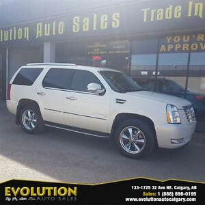 2009 Cadillac Escalade 7 PASS reduced $23,900
