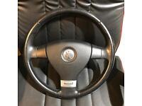 VW Golf GT Steering Wheel