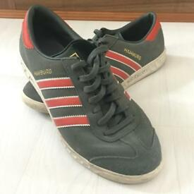 Adidas Hamburg Size uk8