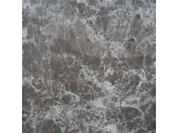 Cheap Dark Emperador, glazed polished Brown marble