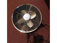 Challenge desk fan - 8 inch