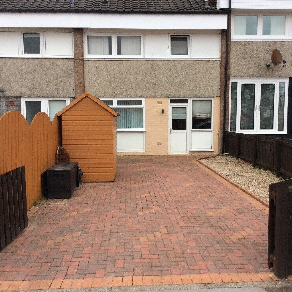 2 Bedroom House For Rent MUIRHOUSE, Motherwell