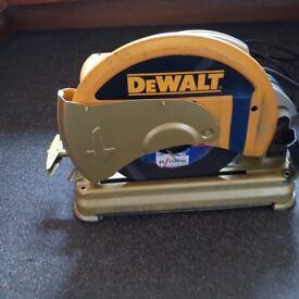 Dewalt DW871L Chop Saw