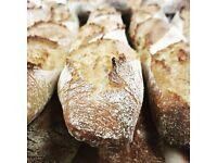 Experienced Artisan Baker for The Flour Pot Bakery
