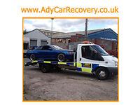 24/7 ADY Car Recovery Birmingham