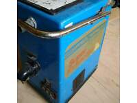 Profesional carpet cleaning machine