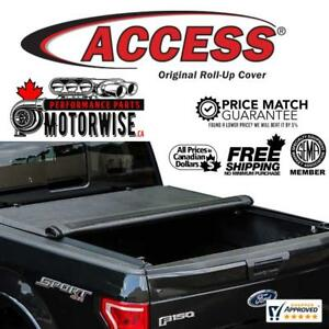 ACCESS Cover Roll Up Tonneau Covers | Pickup Truck Bed Covers at www.motorwise.ca