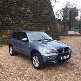 BMW X5 3.0D SE E70 PANORAMIC ROOF DIESEL LEATHER. FSH MOT NOV 2017