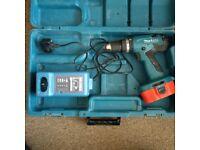 Makita 18v Combi Drill 8391D