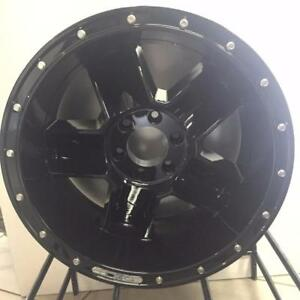 MAG NEUF 20/6X135 HUB DE 90.8 OFFSET 25, 2 DE DISPONIBLES