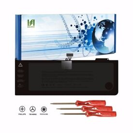 """New Replacement Laptop Battery for Apple Macbook Pro 15"""" A1321 A1286(2009~2010 Version only"""