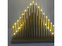 christmas lights by a well known store rrp £29.99 play music and dancing light show