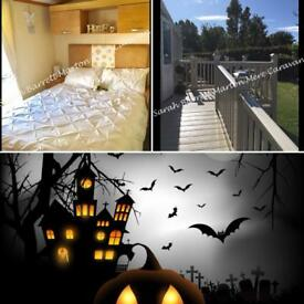 🎃 Half Term Cancellation! Fri 20th Oct- Mon 23rd at Marton Mere, Blackpool 6 Berth Dg & Ch 🎃