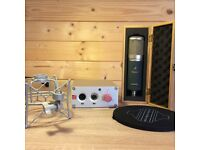 *SE Electronics Z5600a Mk II CONDENSOR STUDIO MICROPHONE - ONLY USED A COUPLE OF TIMES*